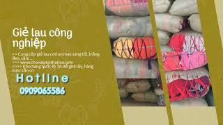 giẻ lau công nghiệp tại Đồng Nai 0909065586