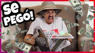 Daniel El Travieso - Abuelo Se Pegó En La Loteria!