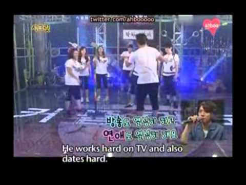 (TAECSICA) 2pm Taecyeon & SNSD Jessica - They're real