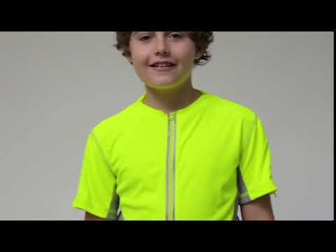 Reboundwear announces the launch of their children's line available exclusively through Zappos Adaptive. Reboundwear Kids is cool looking, functional, and fashionable, adaptive clothing. The athletic wear styles are made with a unique configuration of zippers and panels that make dressing quick and easy for a child's everyday needs.