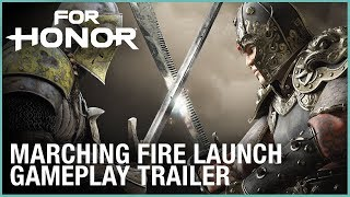 Marching Fire Launch Gameplay Trailer preview image