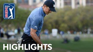 Jordan Spieth's winning highlights from Valero   2021