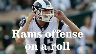 Rams and Chargers Will Meet in Preseason Game   Los Angeles Times