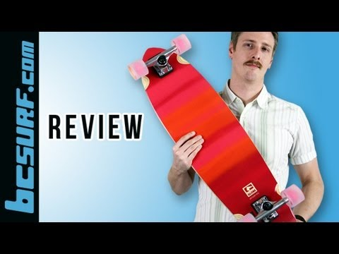 Globe Chromantic Cruiser Longboard Review - BCSurf.com
