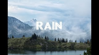 Rain Sounds 1 Hour:The Sound of Rain Meditation, Deep Sleep, Relaxing Sounds