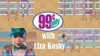 dollar store with liza - Liza Koshy (Lyrics video)