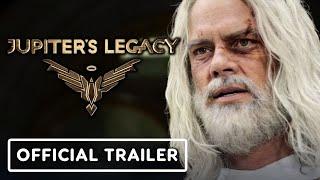 Netflix's Jupiter's Legacy - Official Trailer (2021) Josh Duhamel, Leslie Bibb