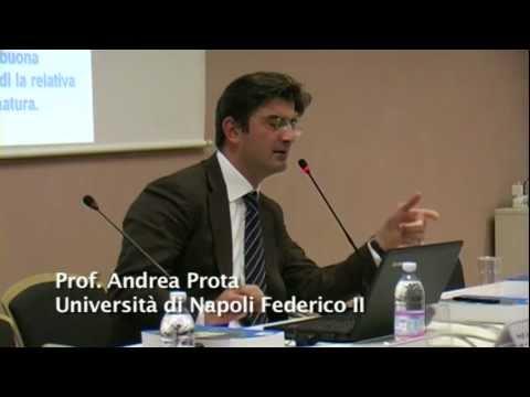 Parte 5.2 - Prof. Andrea Prota (Università Federico II Napoli )