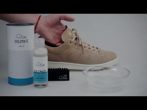 Набор по уходу за кроссовками Solemate Basic Kit