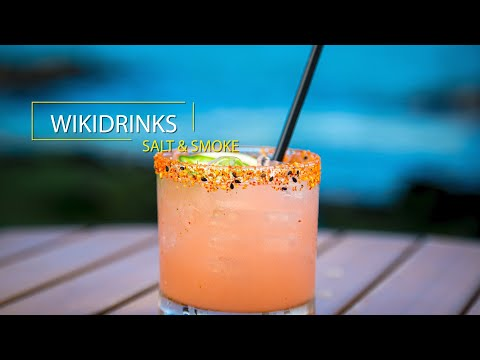 WikiDrinks: SALT & SMOKE