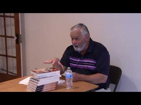 Mark Barie Author  6-4-21