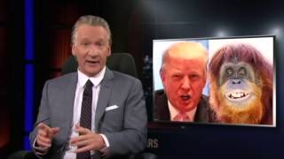 Bill Maher VS Donald Trump - The Full Story