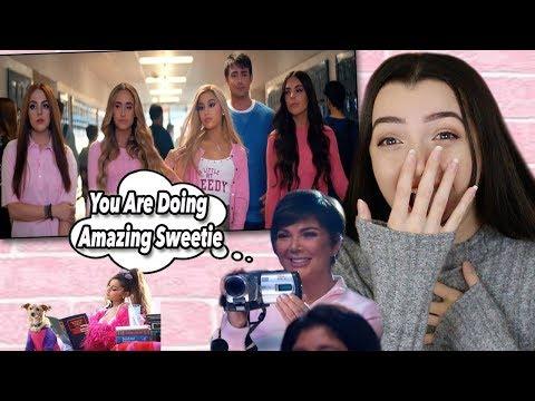 Thank U, Next MV Reaction ~Ariana Grande