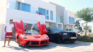 Dubai Billionaire $17 Million House Tour !!!