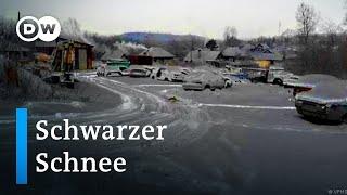 Russland: Schwarzer Schnee | Fokus Europa
