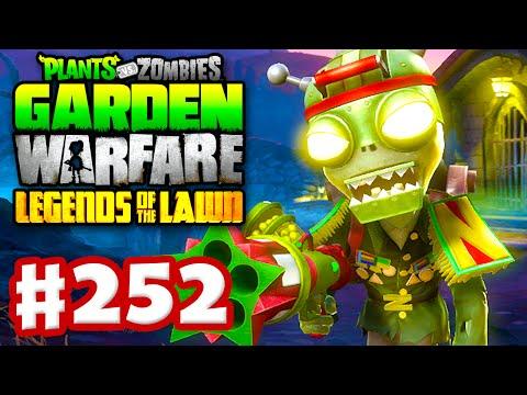 Plants vs. Zombies: Garden Warfare - Gameplay Walkthrough Part 251 ...