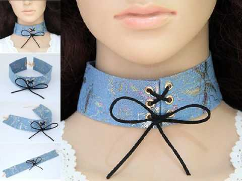 Slay the 90s Look With This Bowtie Fashion Necklaces Wholesale