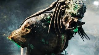 The Predator 2018 - Fight Scenes | Full PREDATOR | Final Battle [FHD]  PART 2