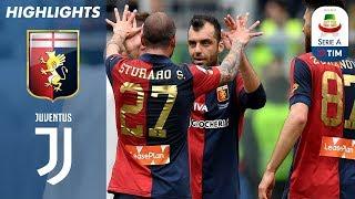 Genoa 2-0 Juventus | Genoa condemn Juventus to first Serie A defeat of season | Serie A