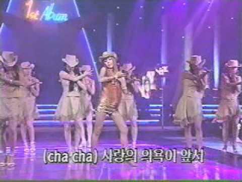 이혜영 - La Dolce Vita (Hot Debut Stage, 2000年)