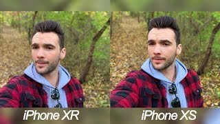 iPhone XR vs iPhone XS Real World Camera Comparison! Are They The Same?