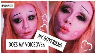 Evzuu - MŮJ PŘÍTEL NAMLOUVÁ MÉ VIDEO || My Boyfriend Does My Voiceover || HALLOWEEN - Zdroj: