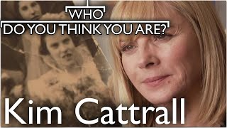 Kim Cattrall Meets Her Half-Family | Who Do You Think You Are?