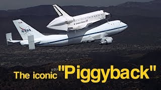 HOW the 747 carried a SPACE SHUTTLE? Explained by CAPTAIN JOE