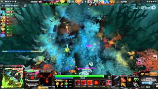 Game 1 - Scythe vs Mineski - The International 4 - SEA Qualifiers