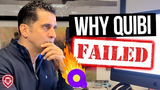 How Quibi Burned $2 Billion in 6 Months