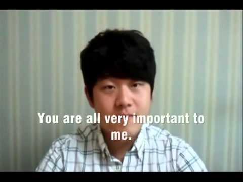 Sung-Bong Choi Sending The Message of Gratitude - YouTube