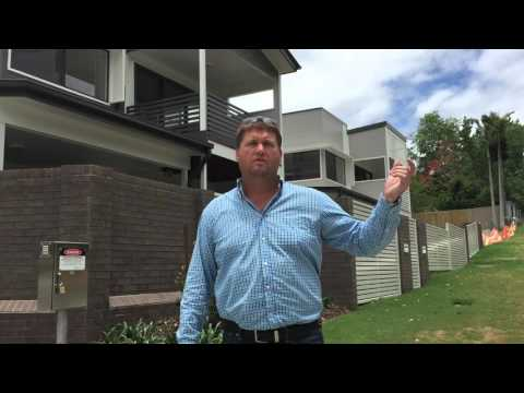 Luxury Town Houses in The Gap, Brisbane by Blue Wave Property Strategies