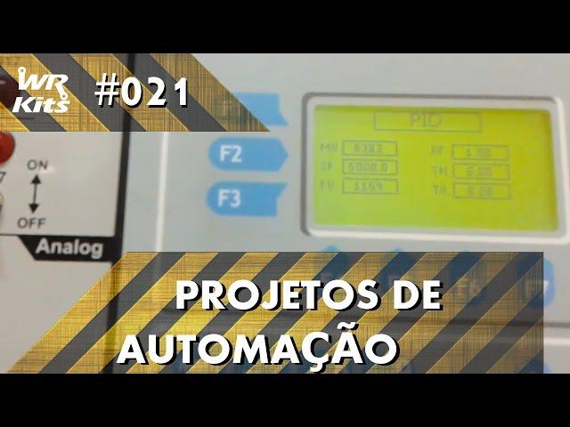 ENTRADA E SAÍDA ANALÓGICA EM SFC COM ST NO CLP ALTUS DUO | Projetos de Automação #021