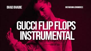 "Bhad Bhabie feat. Lil Yachty ""Gucci Flip Flops"" Prod. by Dices *FREE DL*"