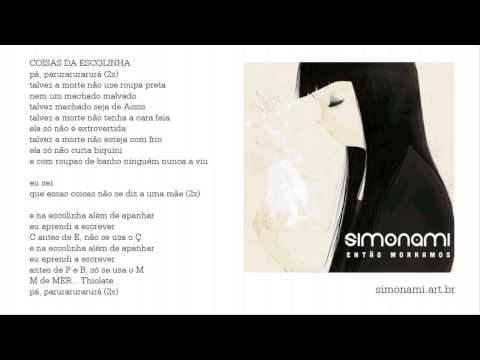 Baixar Simonami - Entao Morramos (2013) Album Completo