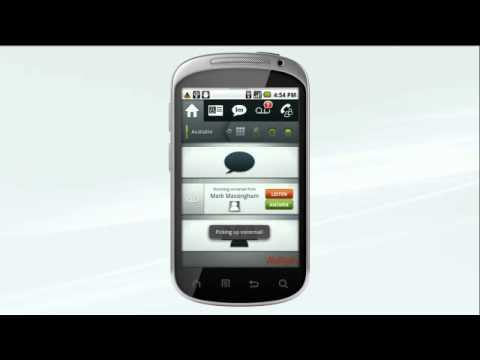 mobile Collab Demo.wmv
