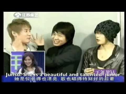 Kim Junsu & Jang Ri In - 090909 Timeless Love