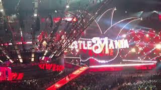 Wrestlemania 34 Miz Entrance (Fan Video)