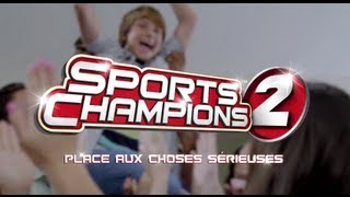 Sports champions 2 :  bande-annonce