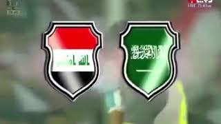 ملخص و اهداف العراق والسعوديه 4-1     -