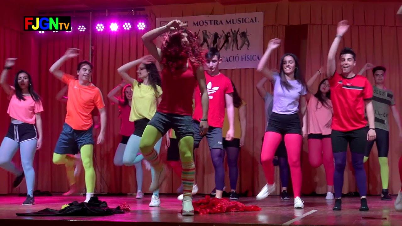 07. Malamente / Sarandonga / Times Goes By Con Loli - Bailes Educacion Fisica 2019 IES Nules