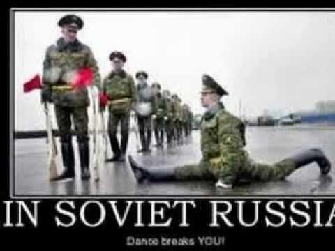 Soviet Russia Jokes - YouTube