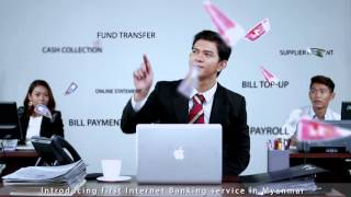 AYA iBanking (Internet Banking) TV Commercial (60 Seconds)