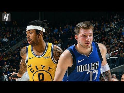 Dallas Mavericks vs Golden State Warriors - Full Game Highlights | December 28 | 2019-20 NBA Season