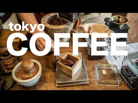 The Best Coffee Shops in Tokyo