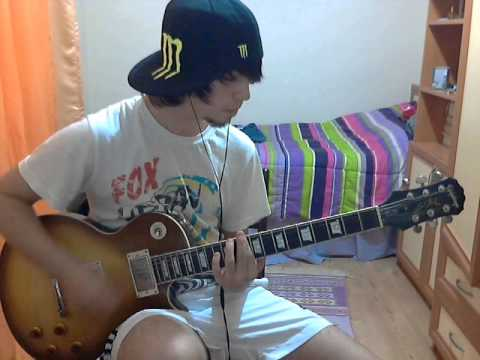 Baixar Asking Alexandria - A Candlelit Dinner with Inamorta guitar cover