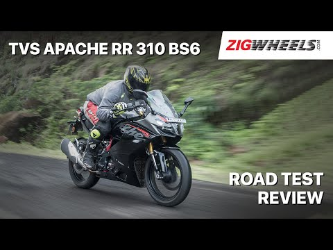 TVS Apache RR 310 BS6 Road Test Review | Has It Become The Hero From Hosur We Wanted?
