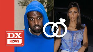 Kanye West Explains Exactly Why He's Divorcing Kim Kardashian