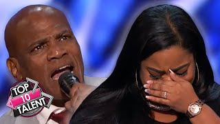 TOP 10 SINGING Auditions On America's Got Talent 2020!