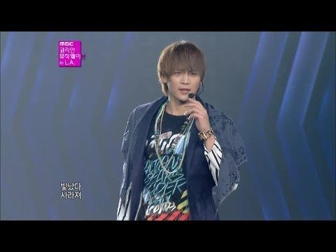 【TVPP】SHINee - Sherlock, 샤이니 - 셜록 @ Korean Music Wave in LA Live